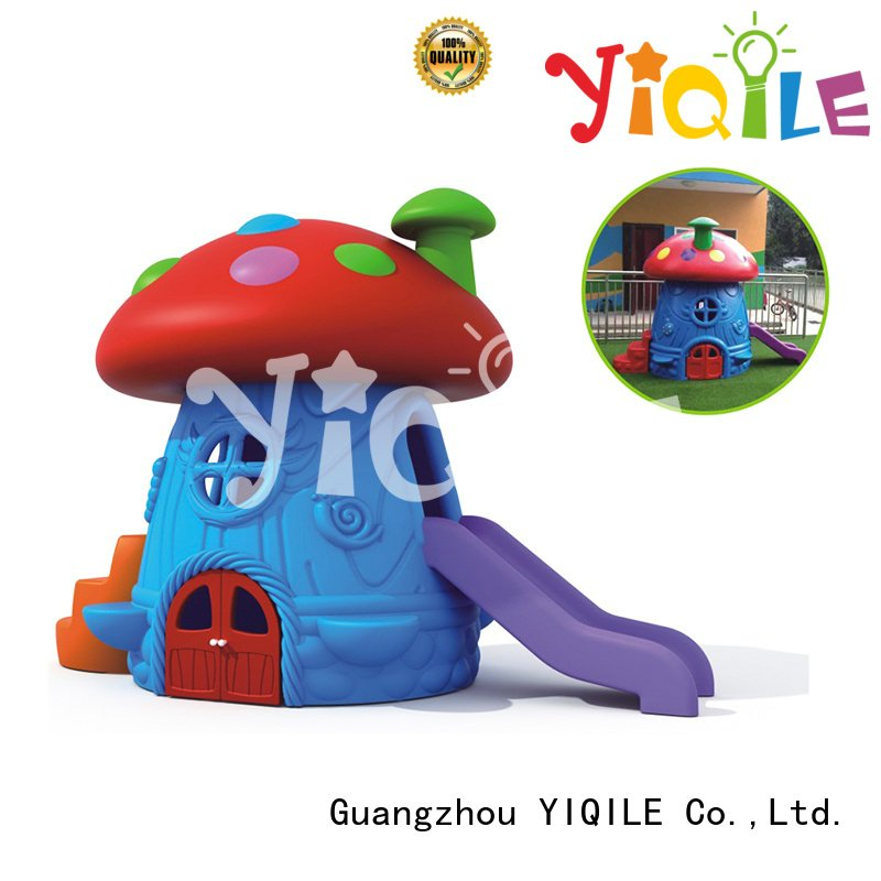 swing swing slide YIQILE kids outdoor play house