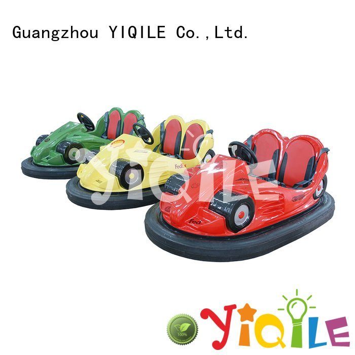 quality kiddie cars bumper YIQILE bumper cars for sale