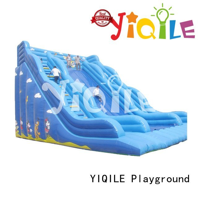 YIQILE Brand toy castle inflatable castle manufacture