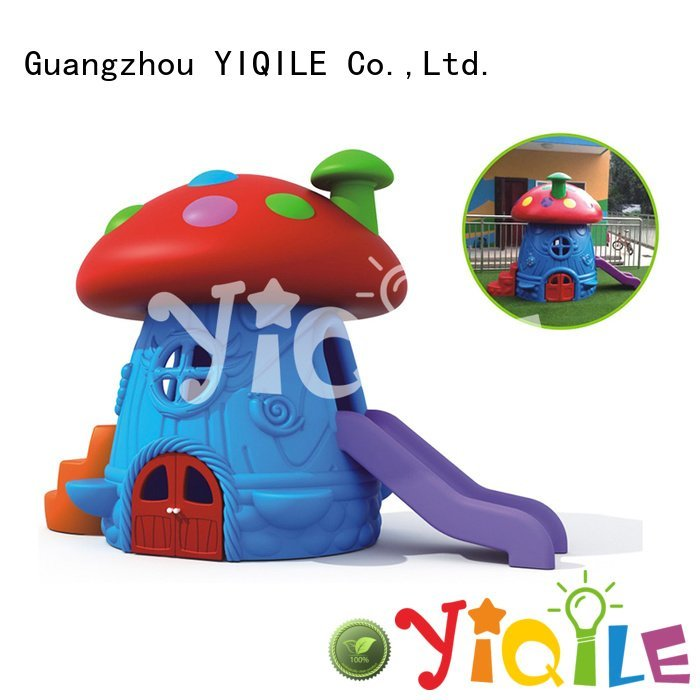 YIQILE Brand colorized toy kids outdoor play house