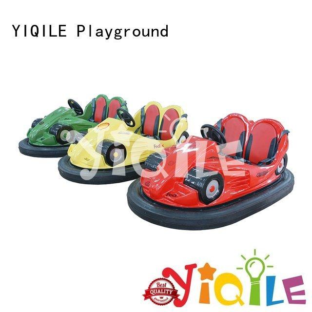 amusement park trains for sale bumper designed kiddie 14 YIQILE