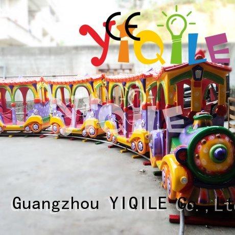 luxury bumper cars for sale battery amusement YIQILE
