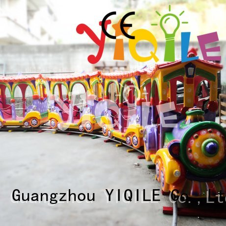 luxury bumper cars for sale battery amusement YIQILE