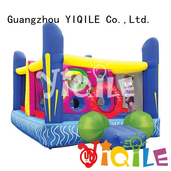 bouncy castle manufacturers slide bouncy YIQILE Brand