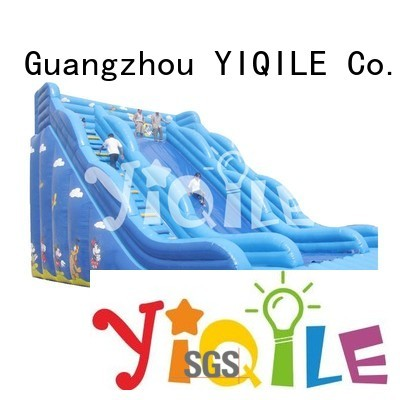 dodgeball toys adventure jumper YIQILE Brand inflatable castle supplier