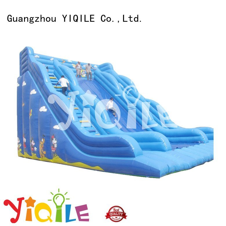 paradise kids YIQILE inflatable castle