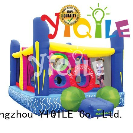 happy jumper bouncy castle manufacturers YIQILE