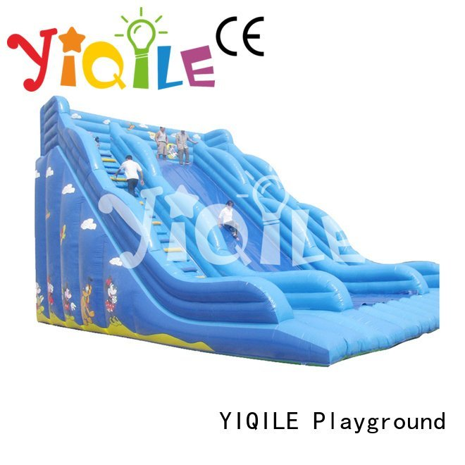 Quality bouncy castle manufacturers YIQILE Brand bouncer inflatable castle