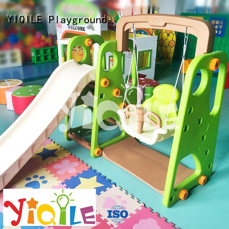 YIQILE swing slide on swing animal sale