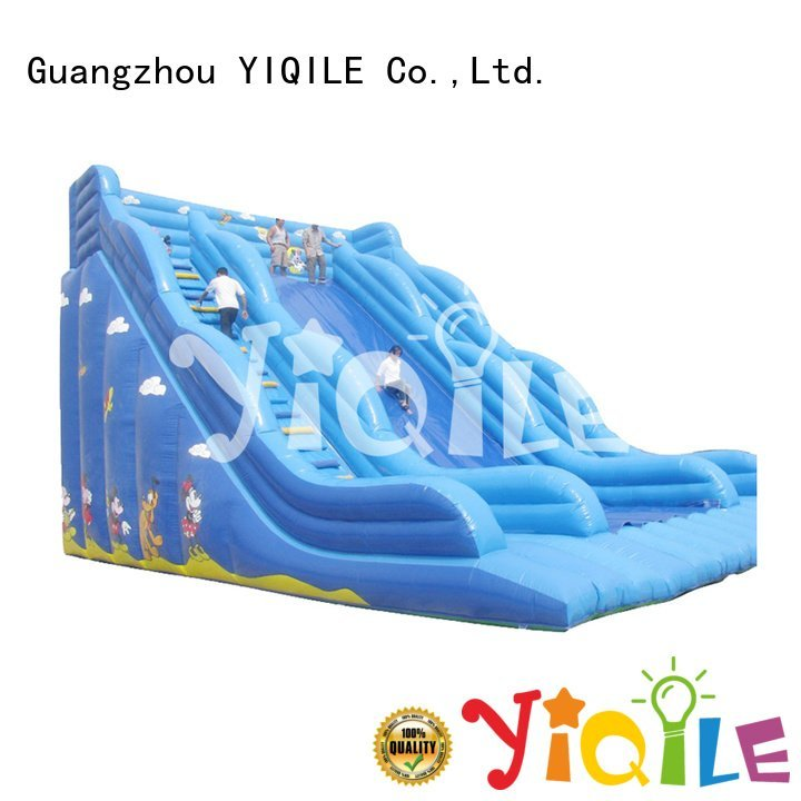 YIQILE bouncy castle manufacturers cute jumper paradise toy